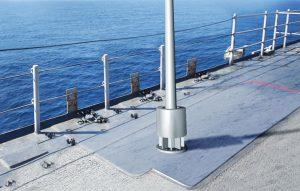 HF Vertical Antennas Wide Band